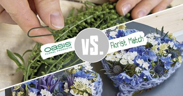 OASIS<sup><sup>&reg;</sup></sup> Florist Match Europe