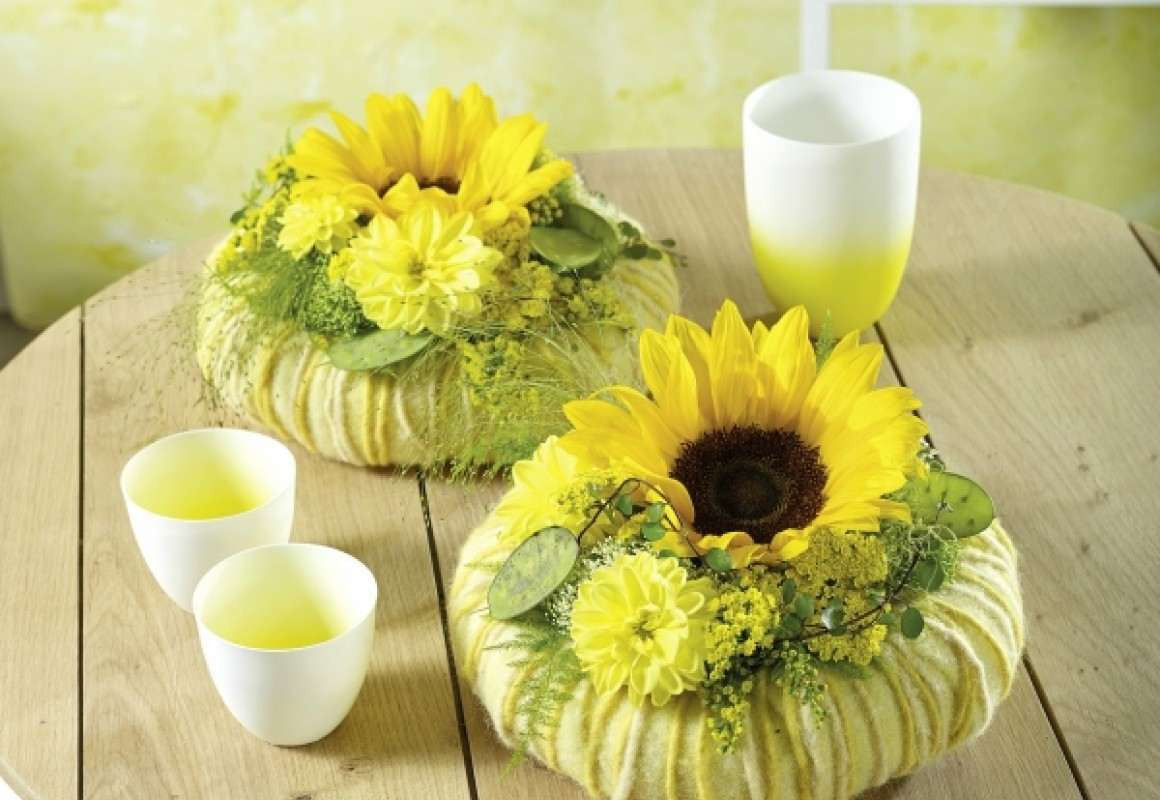 Sunflower Solo