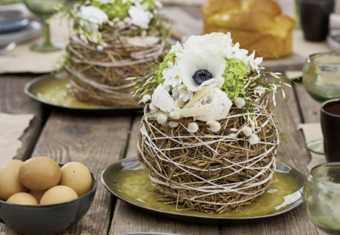 Easter decoration for your table