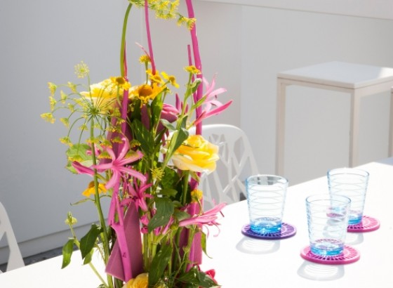 Our latest how-to with an OASIS® Table Design Viva