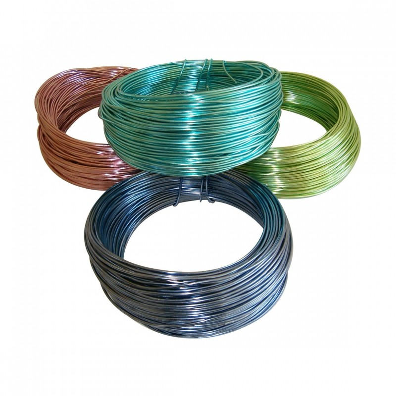 Aluminium Wire 60 m - OASIS® Floral Products