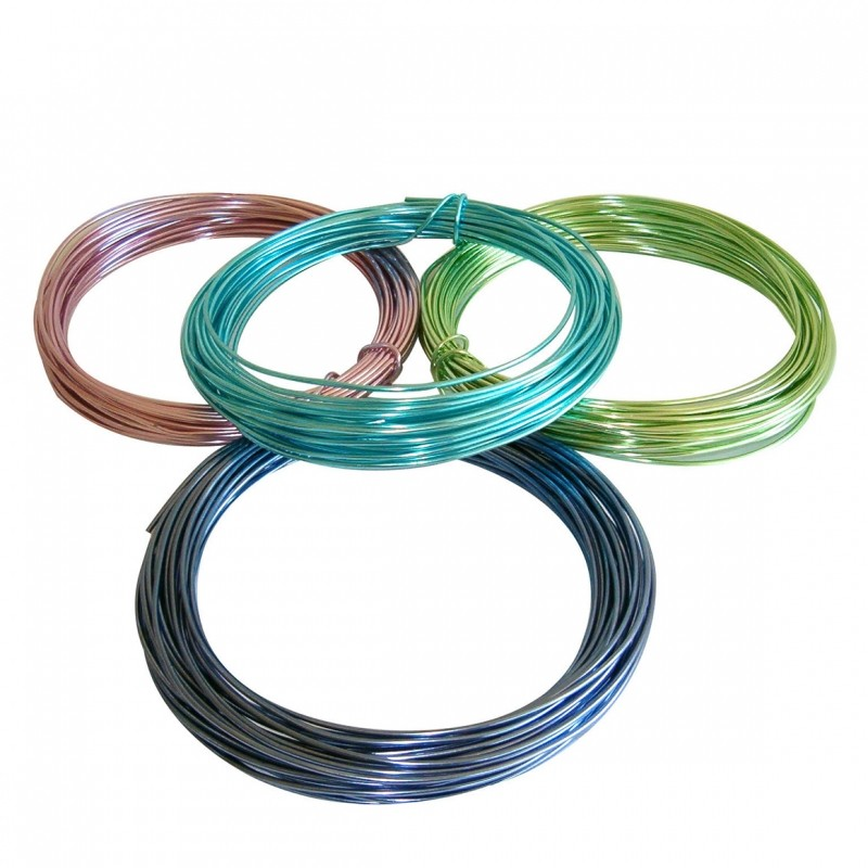 Aluminium Wire 10 m - OASIS® Floral Products