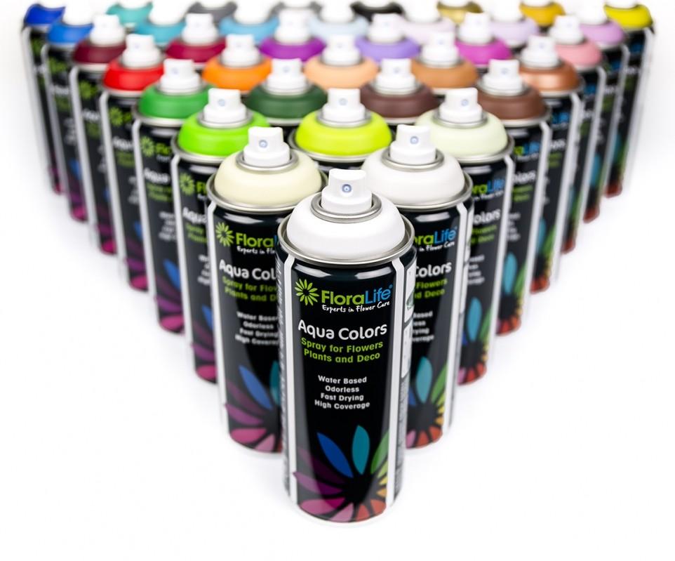 Floralife Spray Paint