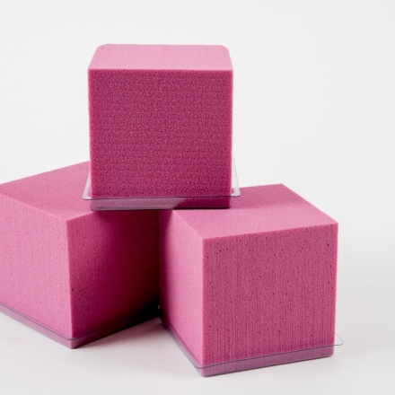 OASIS® RAINBOW® Foam Cubes 10 cm