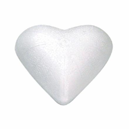 Polystyrol Heart