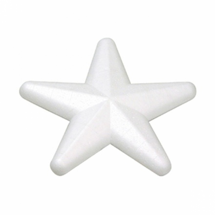 Polystyrol Stars