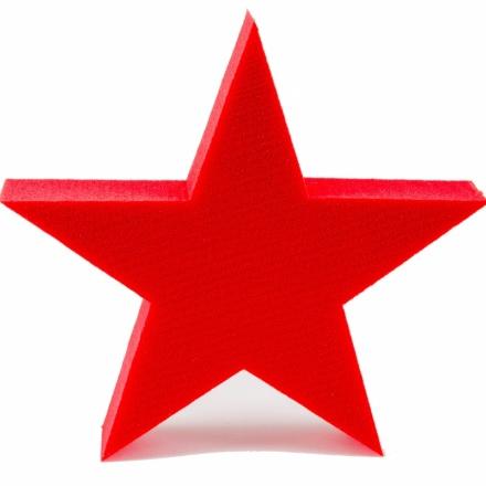 OASIS® RAINBOW® Foam Star