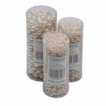 Decorative pearls: Ø 8 mm Bulk