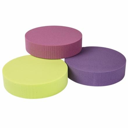 OASIS® RAINBOW® Foam Cakes 25 cm