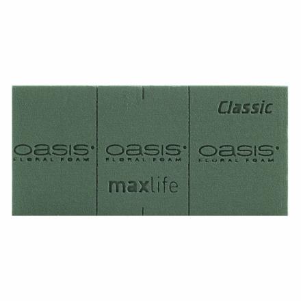 OASIS® CLASSIC Floral Foam Maxlife Brick