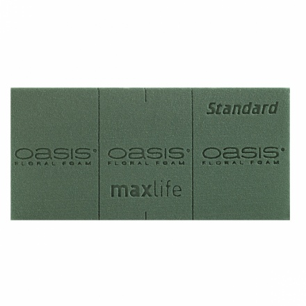 OASIS® STANDARD Floral Foam Maxlife Brick
