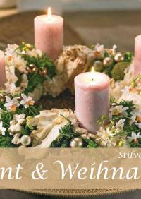 Advent und Weihnachten Deutschland