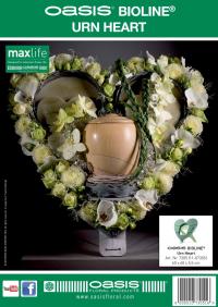 OASIS® BIOLINE® Urn Heart Flyer