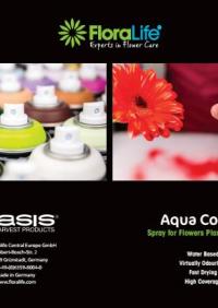 FLORALIFE® Aqua Colors Brochure Engl/German